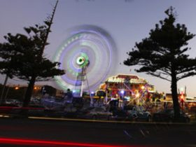 Carnival photo Ferris wheel
