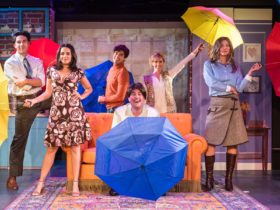 Cast of Friends! The Musical Parody