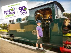 Good Friday Appeal Train Trips