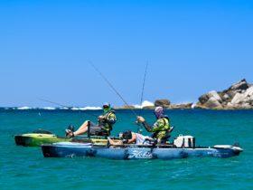 Hobie Fishing Series 13 – Round 1 Mallacoota