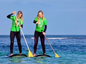 Intro to Stand Up Paddleboarding – Port Fairy