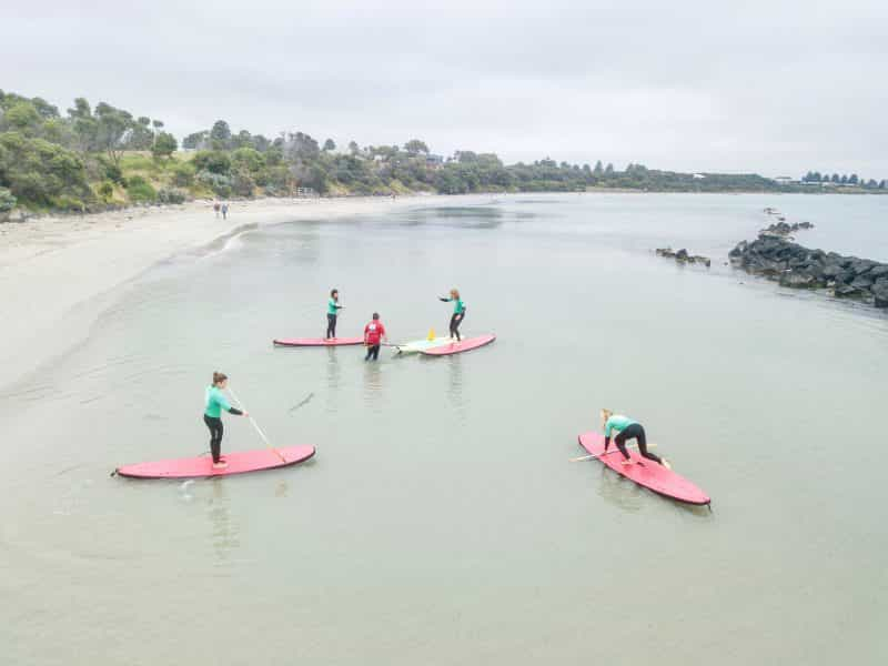 Intro to SUP East Beach