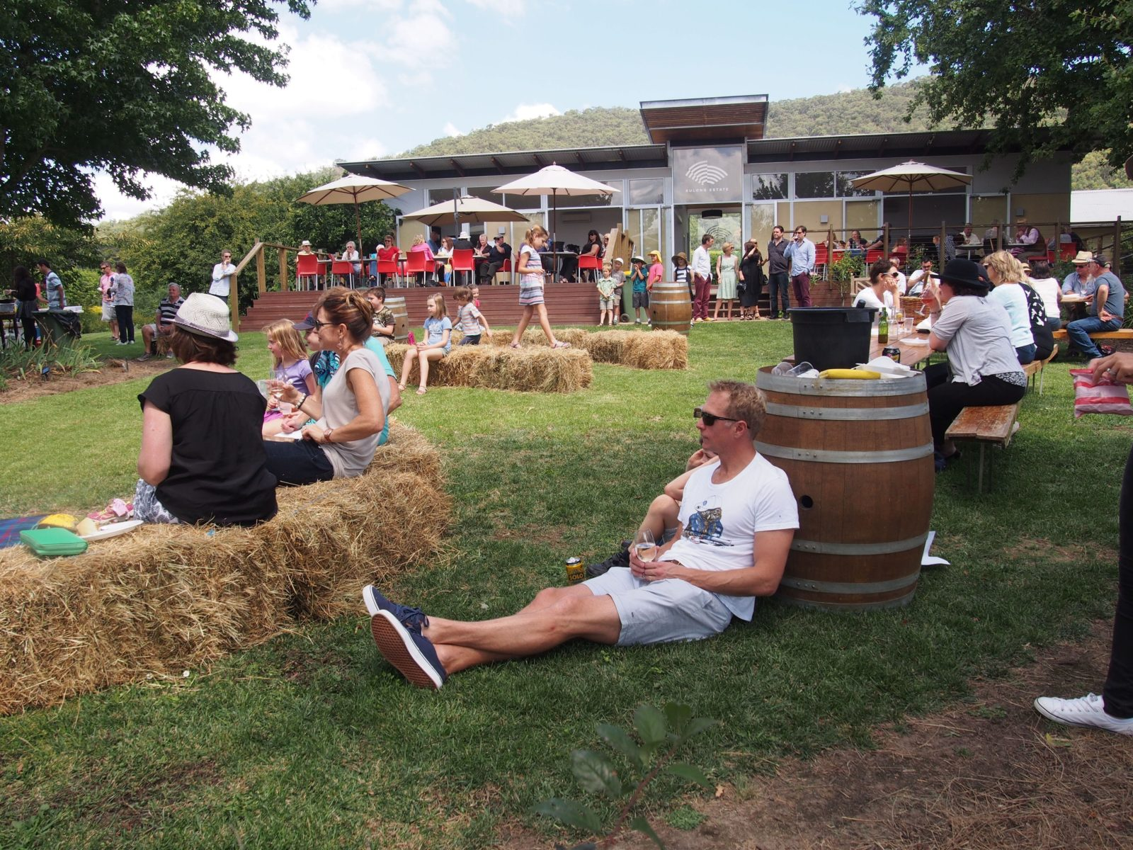 Summer Series Live Music @ Bulong Estate Winery