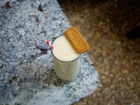 The Biscoff Milkshake
