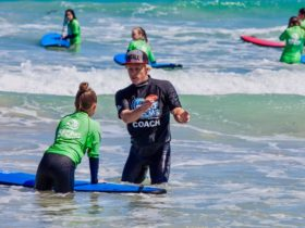 Learn to Surf in Port Fairy
