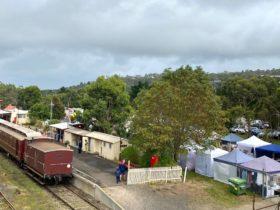 Moorooduc Station Market View