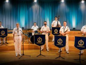 Royal Australian Navy Band Melbourne Jazz Group