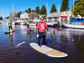 Stand Up Paddleboard Lesson and Tour – Port Fairy