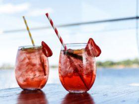 Summer Splice Cocktails