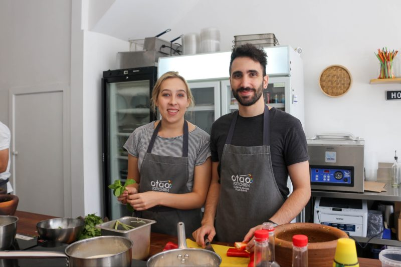 Indian cooking class in Melbourne