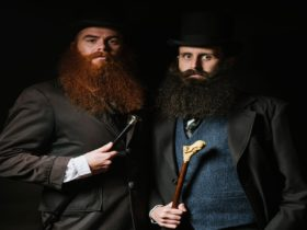 Beard and Stache Competition