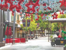 The Bridge Mall Secret Santa Gift Grab