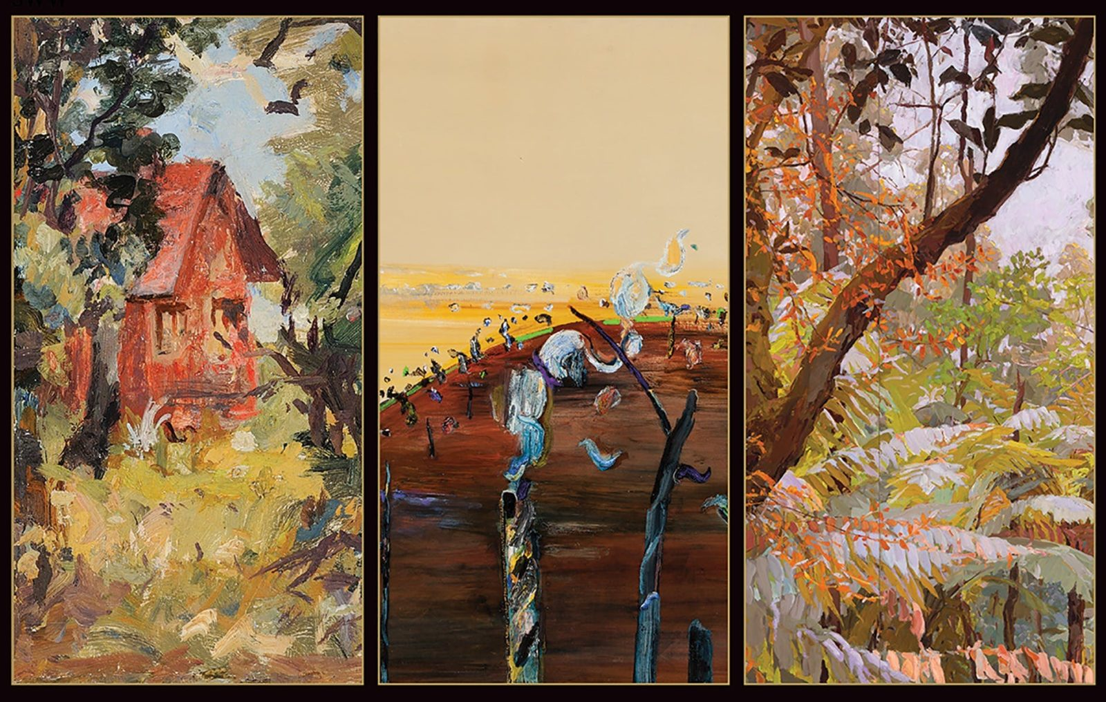 3 Perspectives exhibition