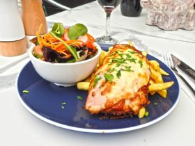 Trivia Players can have a Parmi for only $20