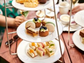 The Windsor's Afternoon Tea