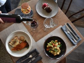 Wine Bar and Restaurant in Mornington serving world class fare.