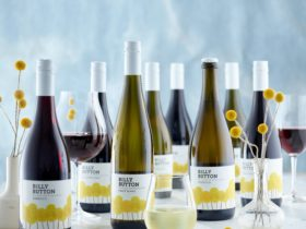 Billy Button has an extensive range of wines