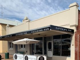 Catching Pen Cafe