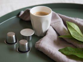 SealPod refillable capsule for Nespresso
