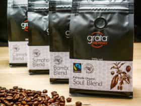 Award Winning Artisan Coffees