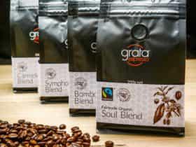 Award Winning Artisan Coffees