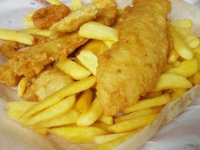 East Beach Fish 'N' Chips