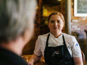 Chef Briony Bradford