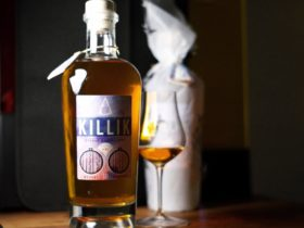 Killik Double Barrel, Aged in Bourbon and Rutherglen Muscat barrels, perfect for sipping