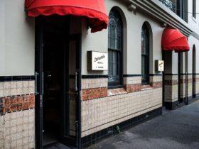 Lamaro's Hotel Restaurant Front