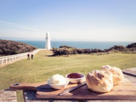 The best scones on the Great Ocean Road