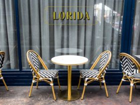 Front of Lorida Restaurant