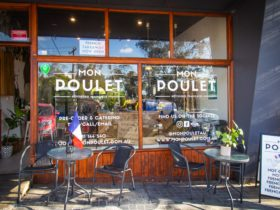 Welcome to MON POULET - our takeaway shop in Mooroolbark where food is prepared by a French Chef!