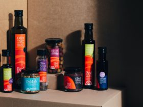 Red Rock Olives products