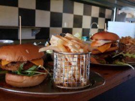 Scorched Burger