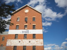 Outside of The Mill