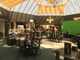 The New Atrium Restaurant and Function Centre