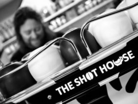 The Shot House & Southern Addictions Coffee