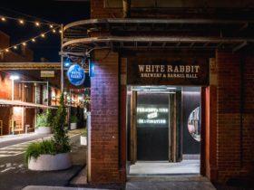 White Rabbit Barrel Hall, Geelong