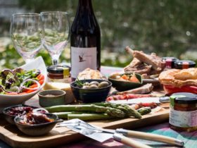 Woodman Estate Farmers Produce Feast - Luxury at Home pick up and delivery