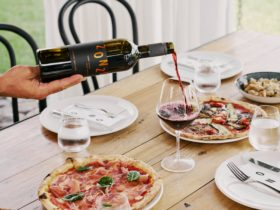 Pizza and Vino