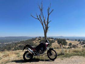 Adventure Motorbike Hire