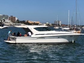 Voodoo - Luxury Boat Hire Melbourne