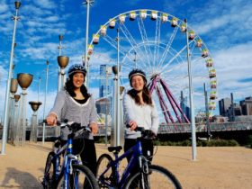 Rentabike and Real Melbourne Bike Tours