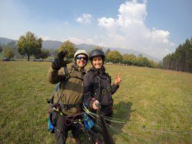 Bright Flight Paragliding