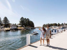 Port Fairy Wharf Tour