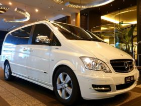 Luxury travel in Mercedes Benz