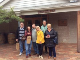 High Country Winery & Brewery Tours group