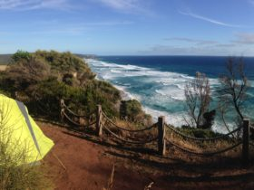 Great Ocean Walk Hike 2 Camp