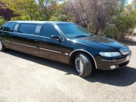 Classic Stretched Limousine