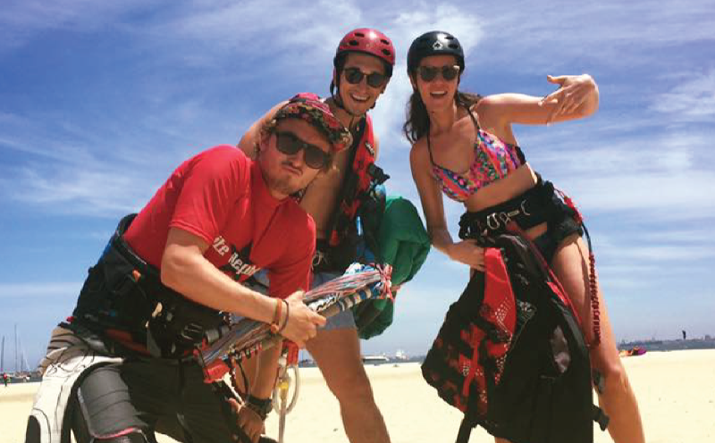 Kite Boarding, SUP, Lessons and gear - St Kilda Kiteboarding